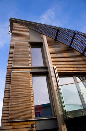 Energisnålt hus av brittisk modell