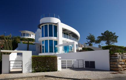 Modernt, snyggt hus